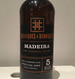 NV Henriques & Henriques Madeira 5 Years Special Dry Tinta Negra, 750ml