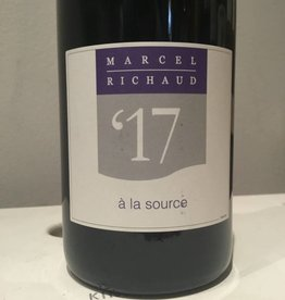 2017 Marcel Richaud VdF Rouge, 750ml