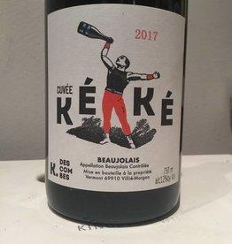 "2017 Kevin Descombes Beaujolias ""Cuvee Keke"", 750ml"
