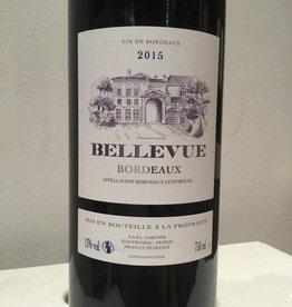 2015 Bellevue Bordeaux Rouge, 750ml