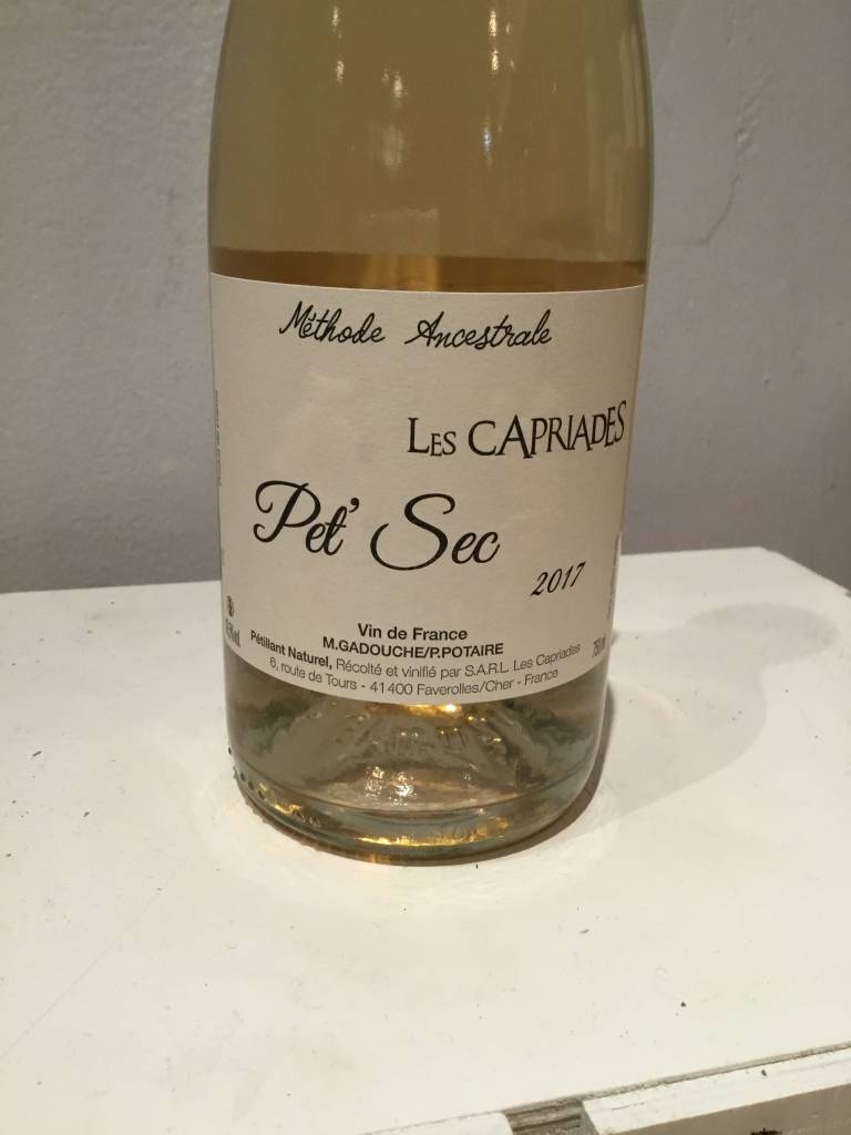 "2017 Les Capriades ""Pet-Sec"" Blanc, 750ml"