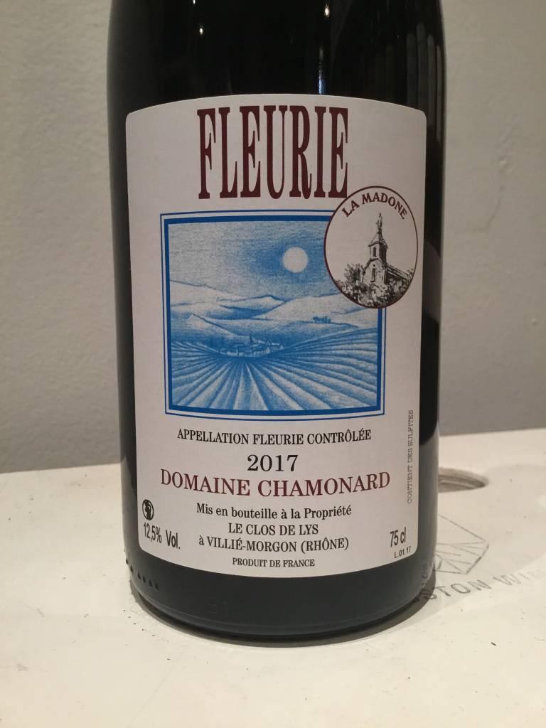 "2017 Chamonard Fleurie ""La Madone"", 750ml"