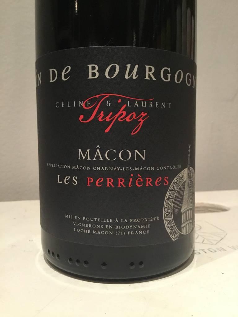 "2016 Domaine Tripoz ""Les Perrieres"" Macon Rouge, 750ml"