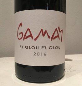 """2016 Dominique Lucas Vignes de Paradis Gamay """"Glou et Glou"""", 750ml"""