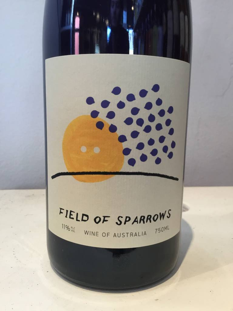"""2018 Commune of Buttons """"Field of Sparrows"""" Blend, 750ml"""