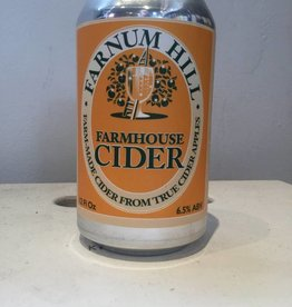 Farnum Hill Sparkling Farmhouse Cider, 12oz Can