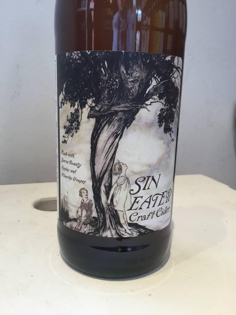 "Yamakiri Sin Eater ""Sierra Beauty"" Albariño Cider, 500ml"