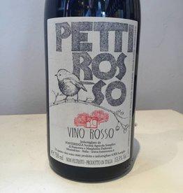 """2017 Fonterenza """"Pettirosso"""" Vino Rosso, 750ml"""