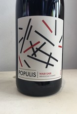 "2017 Populis ""Wabi-Sabi"" Red Blend, 750ml"