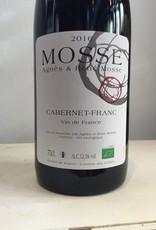 2016 Anges et Rene Mosse VDF Cabernet Franc, 750ml