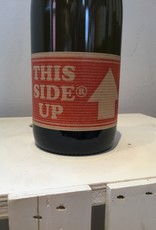 """2016 Cyril Zangs """"This Side Up"""" Cider, 750ml"""