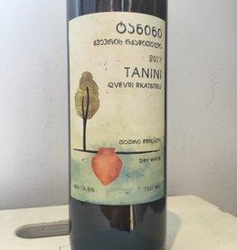 2017 Tanini Rkatsiteli, 750ml