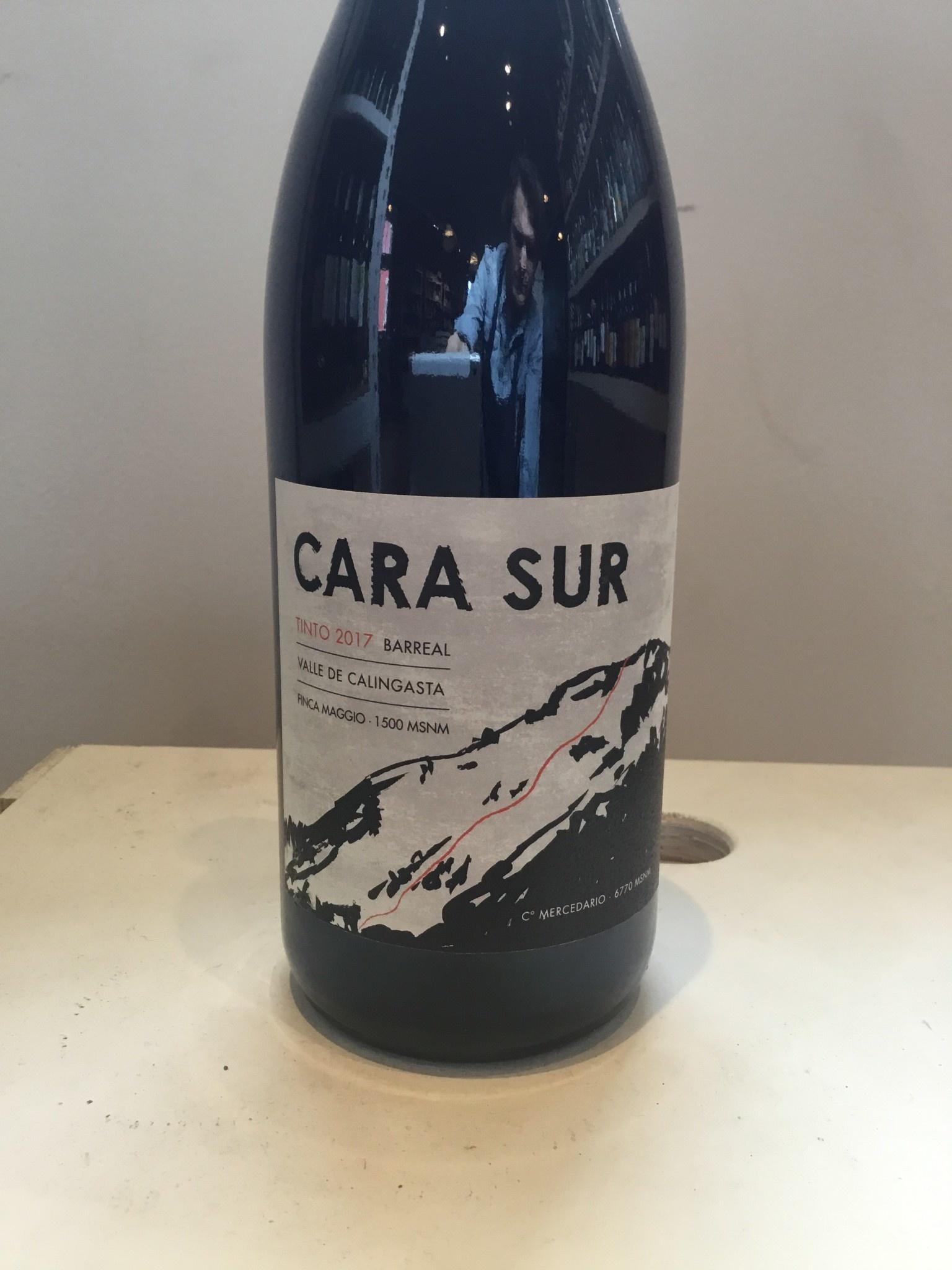 2017 Cara Sur Tinto Barreal, 750ml
