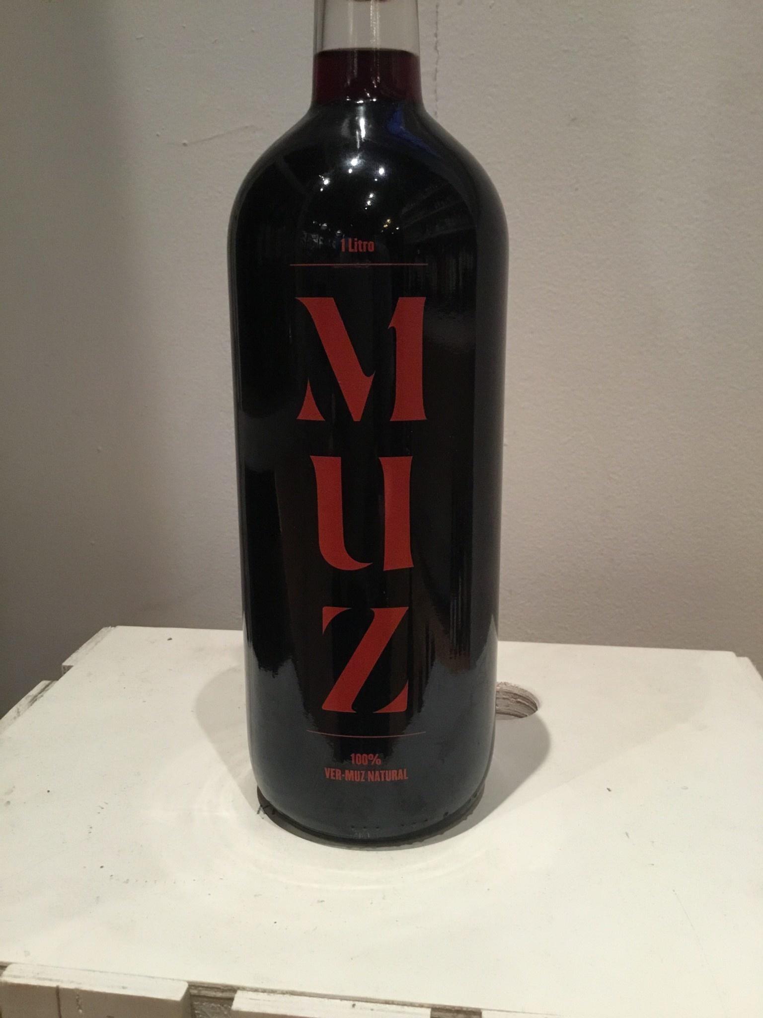 """NV Partida Creus """"MUZ"""" Ver-Muz Natural, 1L"""