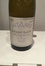 2017 Altaber Bourgogne Aligote, 750ml