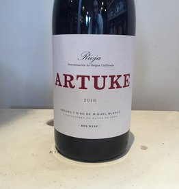2018 Artuke Rioja Red, 750ml