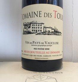 2014 Domaine des Tours VdP Vaucluse Rouge, 750ml