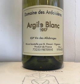 "2017 Ardoisieres ""Argile"" Blanc Vin des Allobroges, 750ml"