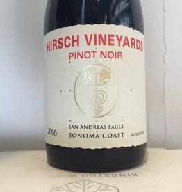 "2016 Hirsch Vineyards Pinot Noir ""Sonoma Coast - San Andreas Fault"", 750ml"