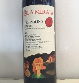 2017 La Miraja Grignolino d'Asti, 750ml
