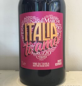 "2016 Monte Bernardi ""Italia ti Amo"" VDT, 750ml"