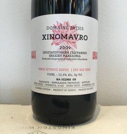 2009 Domaine Tatsis Xinomavro, 750ml