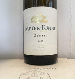 """2017 Meyer-Fonne """"Gentil"""" Vin d'Alsace, 750ml"""