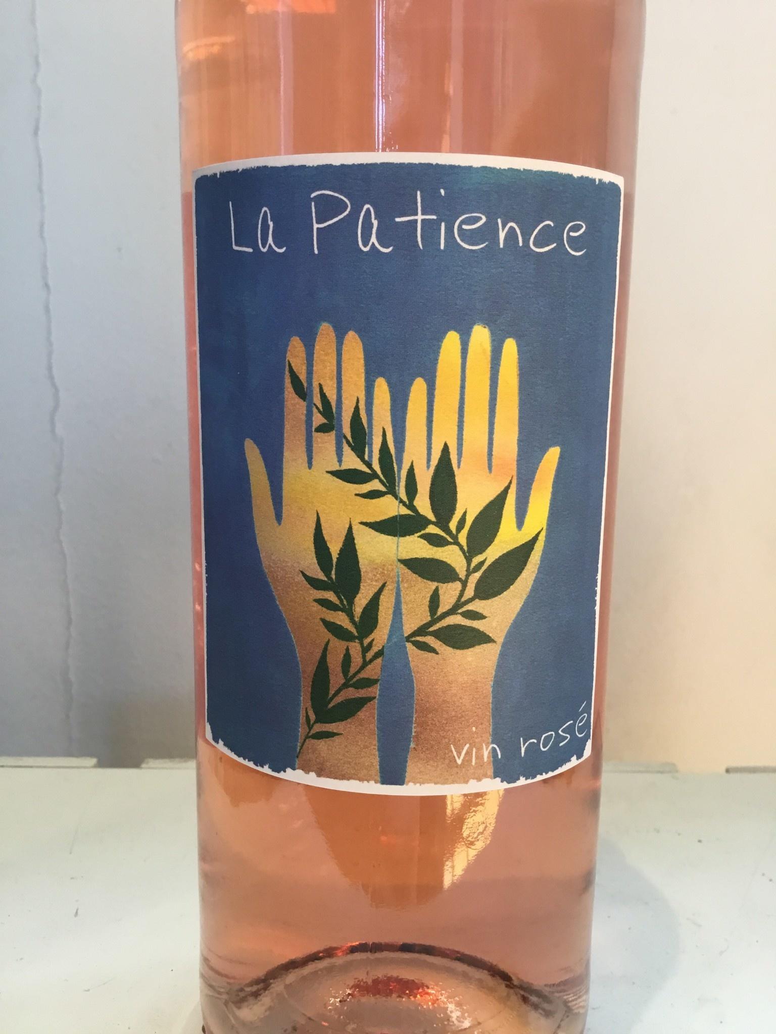 2018 La Patience Vin de France Rose, 750ml