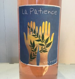 2018 La Patience Vin de France Rose,750ml