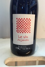 2018 La Grange Aux Belles Le Vin de Jardin Vin de France Rouge, Magnums
