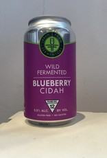 Urban Farm Fermentory Blueberry Cidah, 12oz Can