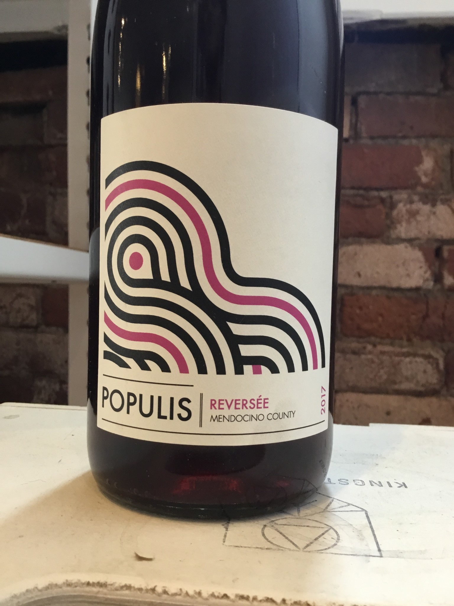 "2017 Populis ""Reservee"" Caginane, 750ml"