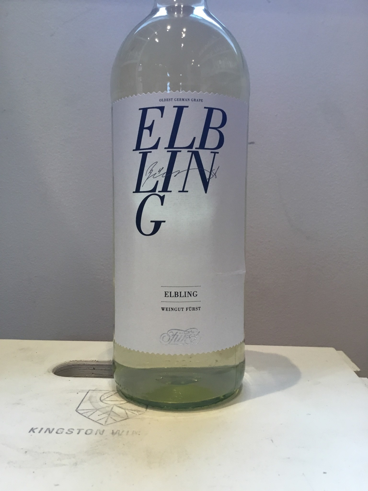 2017 Weingut Furst Elbling, 1 Liter