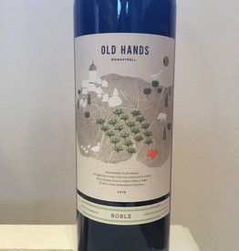 "2016 Bodegas La Purisima Yecla ""Old Hands"" Red, 750ml"