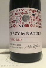 """2016 Millton """"Crazy by Nature"""" Cosmo Red, 750ml"""