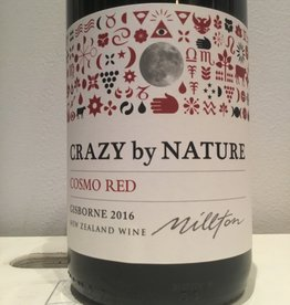 "2016 Millton ""Crazy by Nature"" Cosmo Red, 750ml"