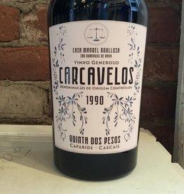 1990 Quinta dos Pesos Carcavelos, 500ml