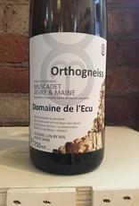 """2016 Domaine de l'Ecu """"Orthogneiss"""" Muscadet Serve et Maine, 750ml"""