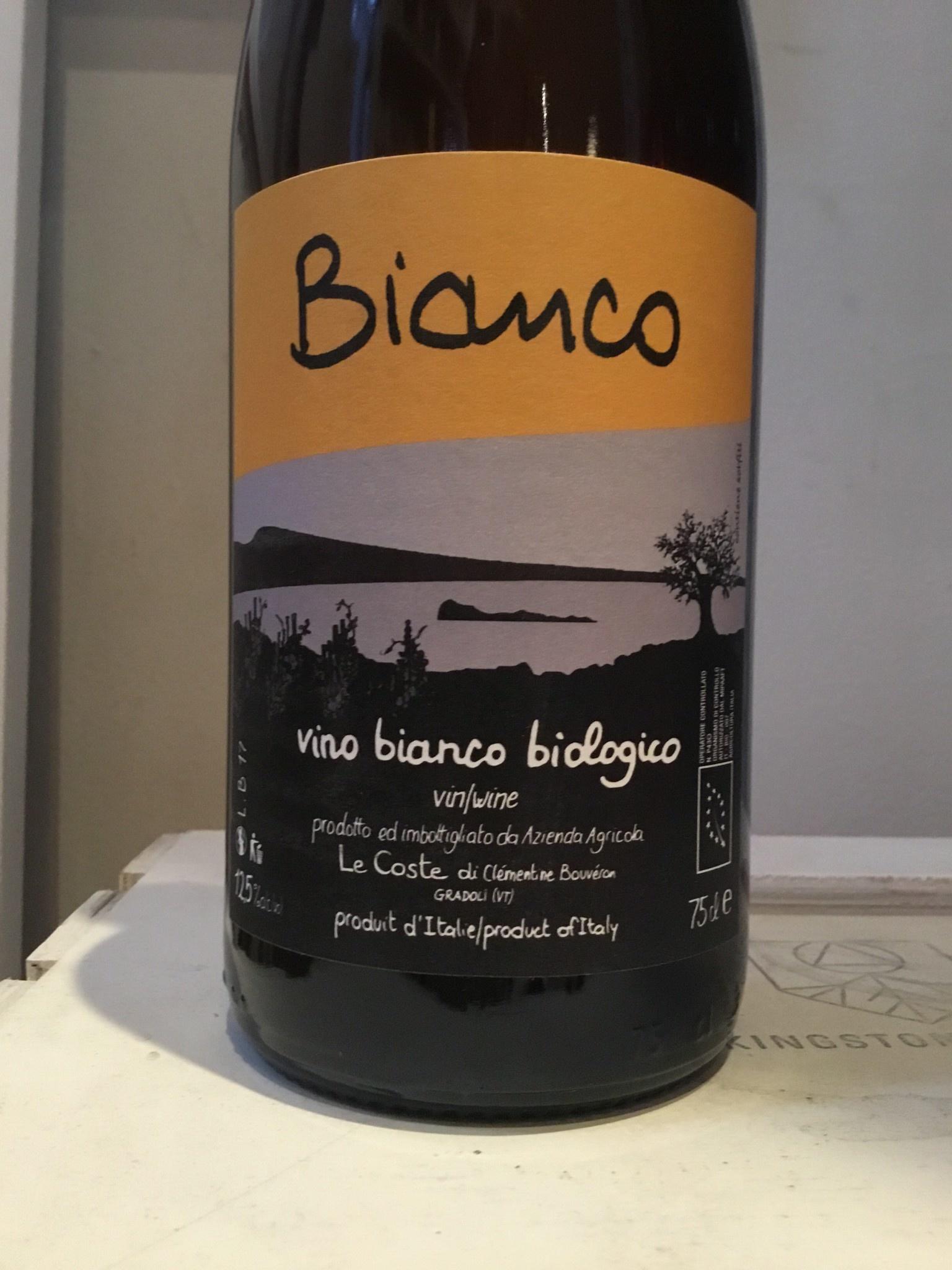 2017 Le Coste Bianco, 750ml