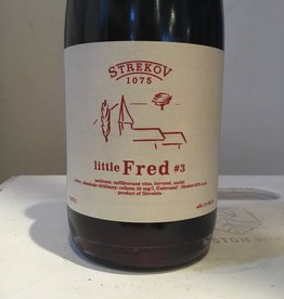 "NV Strekov 1075 ""Fred #3"", 375ml"