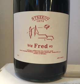 "NV Strekov 1075 ""Fred #3"", 1500ml"