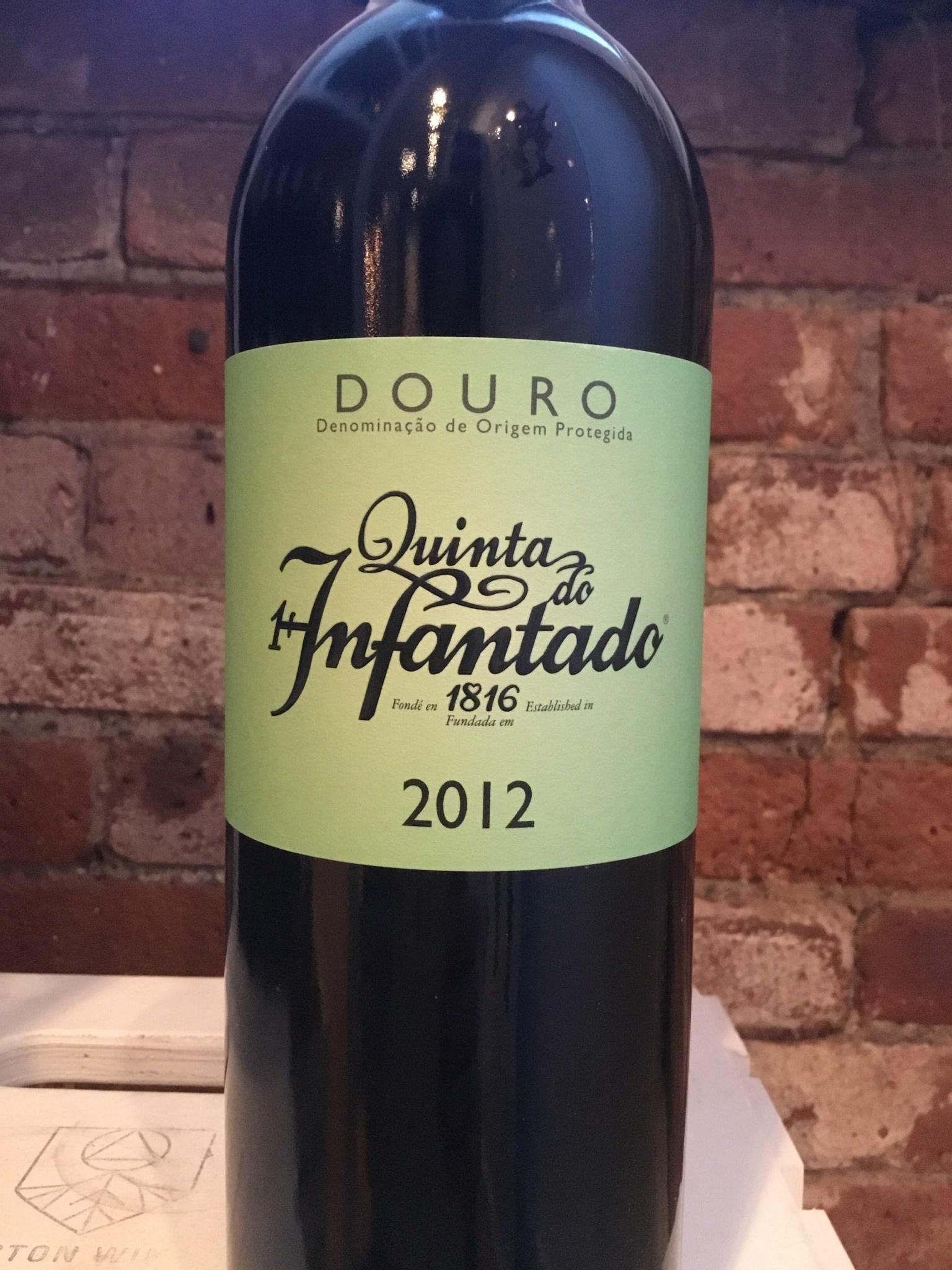 2012 Quinta do Infantado Douro Tinto, 750ml