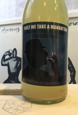 "2017 Fruktstereo ""First We Take a Manhattan Then We Take A Berliner Weisse"",750ml"