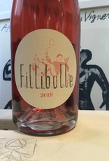 "2018 Domaine Filliatreau ""Fillibulle"" Rose Petillant Vin de France,750ml"