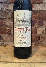 2018 Monte Rio Cellars Rubired, 750ml