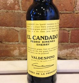 "NV Valdespino ""El Candado"" Pedro Ximenez Sherry, 375ml"