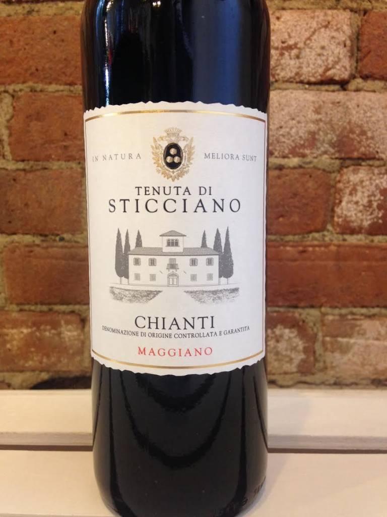 2017 Tenuta di Sticciano Chianti Maggiano, 750ml