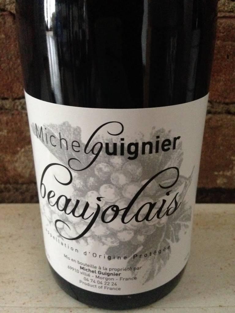 2017 Michel Guignier Beaujolais, 750ml
