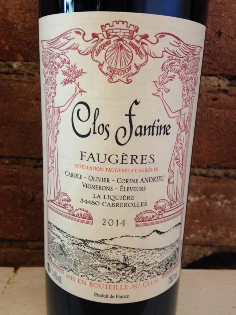 "2016 Clos Fantine Faugeres ""Cuvee Tradition"",750ml"