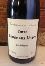 2018 Bainbridge et Cathcart Cuvee Rouge Aux Levres VDF ,750ml